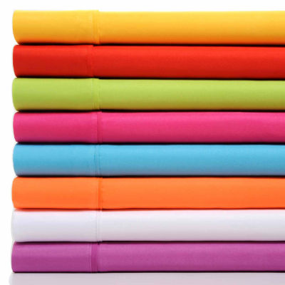 Premier Colorful Collection Soft Super Bright Microfiber Sheets
