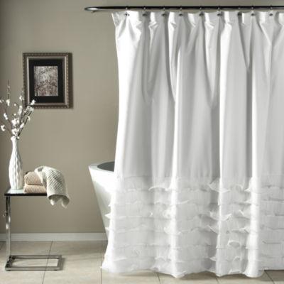 Lush Décor Avery Shower Curtain