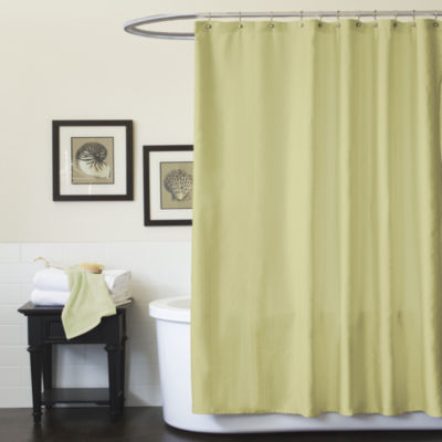 Lush Decor Channel Shower Curtain