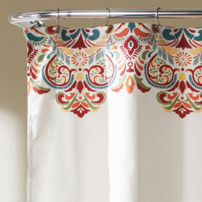 Lush Décor Clara Shower Curtain