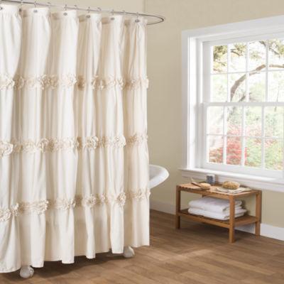 Lush Decor Lush Décor Darla Shower Curtain