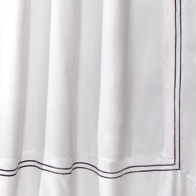 Lush Décor Hotel Collection Shower Curtain