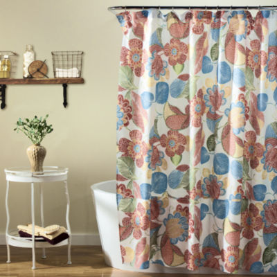 Lush Decor Layla Décor Layla Shower Curtain
