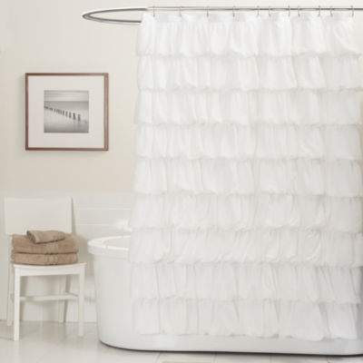Lush Decor Lush Décor Ripple Shower Curtain