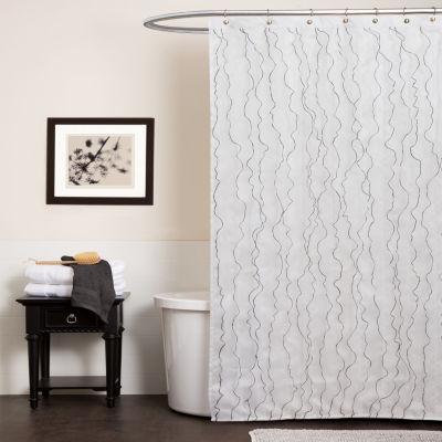 Lush Decor Lush Décor Romana Shower Curtain