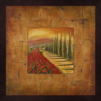 Bella Toscana I Framed Wall Art