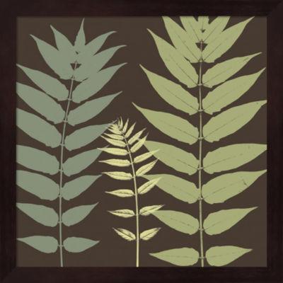 Field Botanical Framed Wall Art
