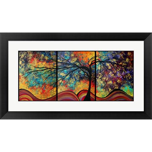 Go Forth Framed Wall Art
