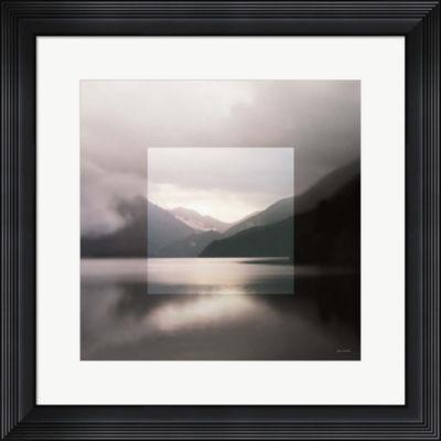 Framed Landscape II Framed Wall Art