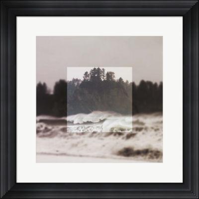 Framed Landscape III Framed Wall Art