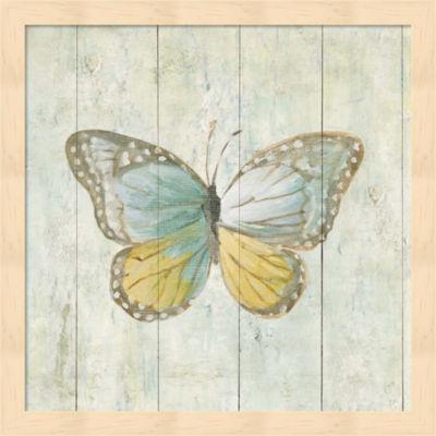 Metaverse Art Natural Flora VI Framed Wall Art