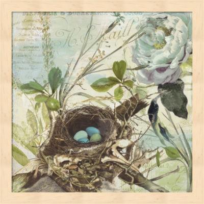 Metaverse Art Nesting II Framed Wall Art