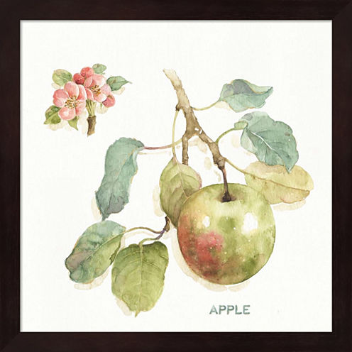 Orchard Bloom I Framed Wall Art