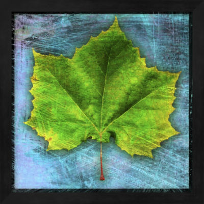 Metaverse Art Sycamore Framed Wall Art