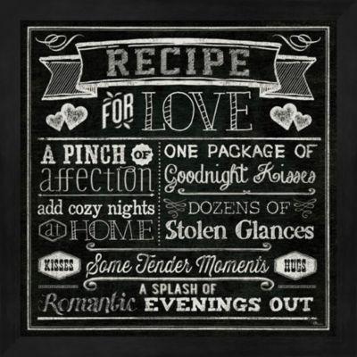 Metaverse Art Thoughtful Recipes III Framed Wall Art