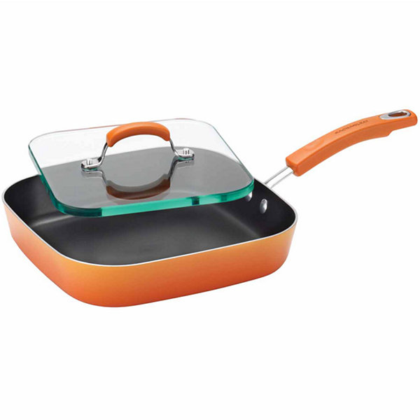 Rachael Ray 2-pc. Aluminum Non-Stick Griddle