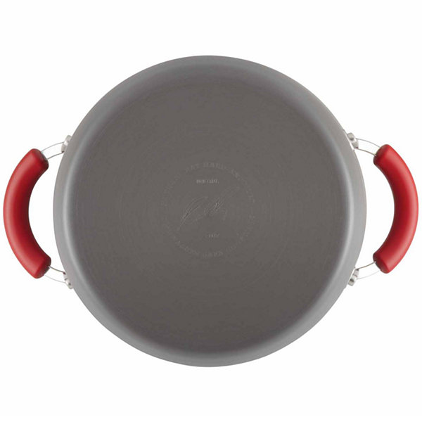 Rachael Ray 2-pc. Aluminum Hard Anodized Cookware Set