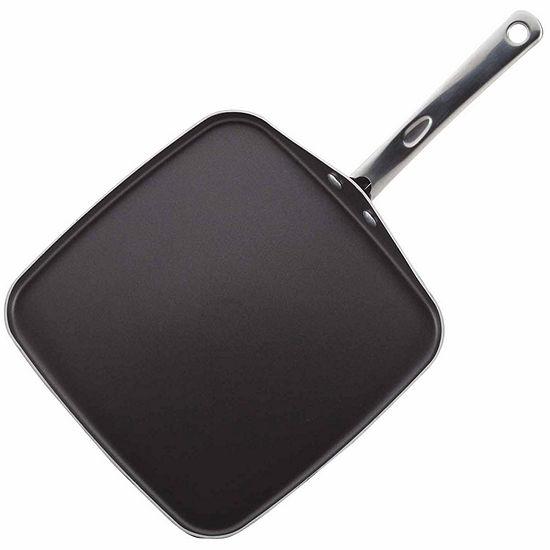 Farberware Aluminum Non-Stick Grill Pan