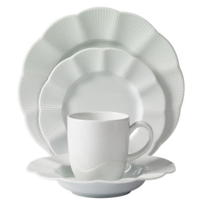 Tabletops Unlimited Mitterteich 16-pc. Dinnerware Set  sc 1 st  JCPenney & Mikasa® Antique White 5-pc. Place Setting - JCPenney