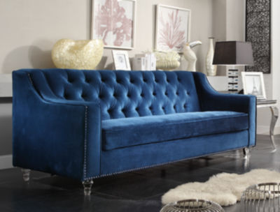 Exceptionnel Chic Home Dylan Velvet Sofa