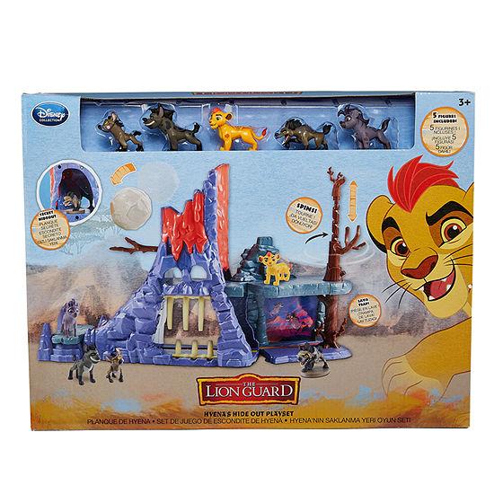 Disney Lion Guard Toy Playset - Boys