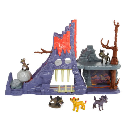 Disney Lion Guard Toy Playset - Boys