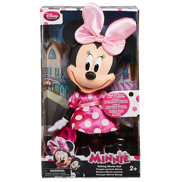 Disney Collection Minnie Mouse Talking Doll