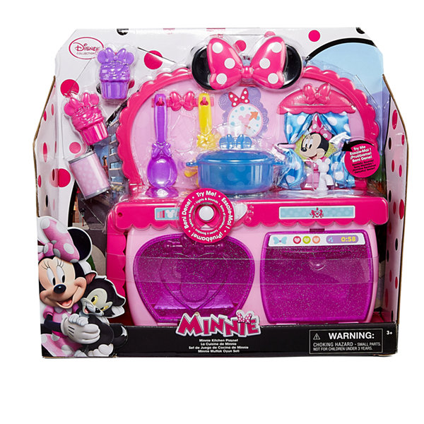 Disney Minnie Mouse Kitchen Playset