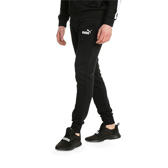 Puma Mens Regular Fit Jogger Pant - Big and Tall