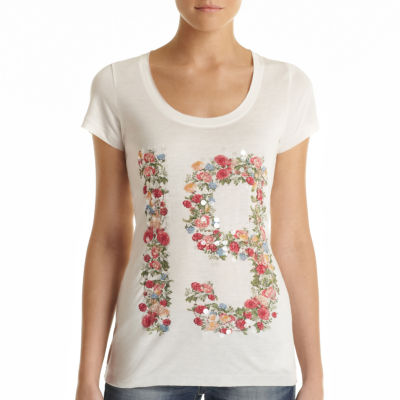 MNG by Mango® Embellished Tee