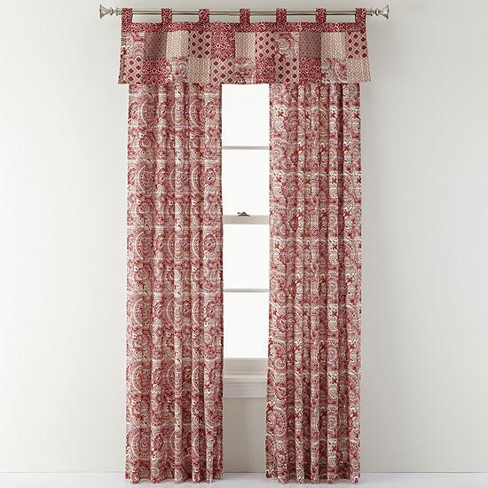 Ayden 2-Pack Tab-Top Curtain Panels