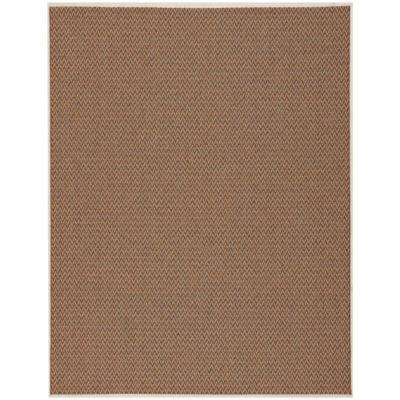 Sullivan Zigzag Sisal-Look Indoor/Outdoor Rectangular Rug