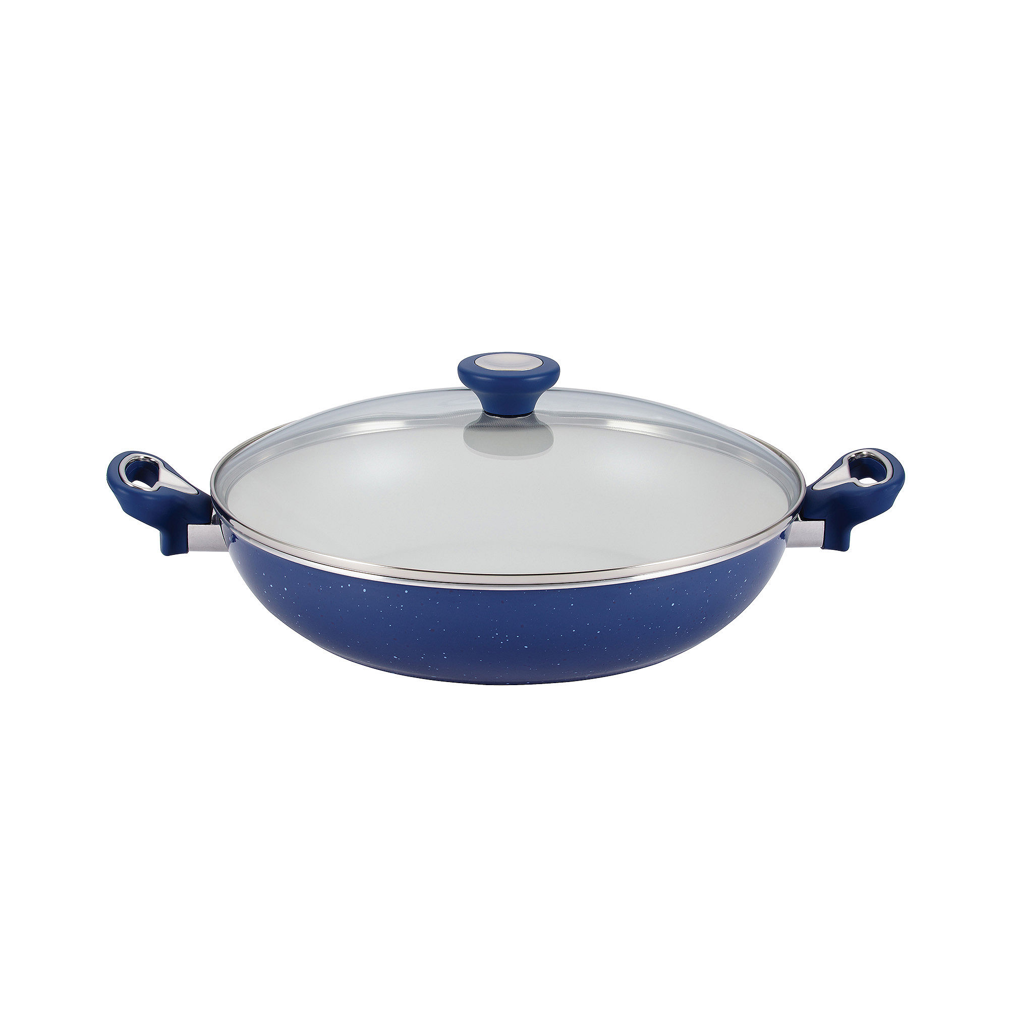 "Farberware New Traditions 12"" Nonstick Covered Skillet"