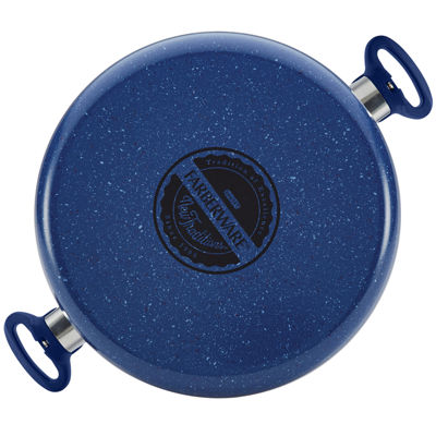 "Farberware® New Traditions 12½"" Nonstick Covered Skillet"