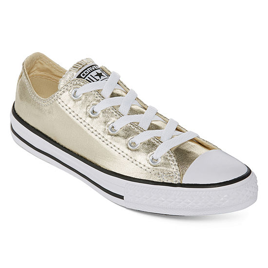 4ba50ee680b0 Converse Chuck Taylor All Star Metallic Sneaker Little Kids JCPenney