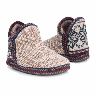 Muk Luks Patterned Amira