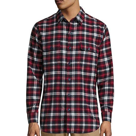 Big Mac Flannel Plaid Shirt