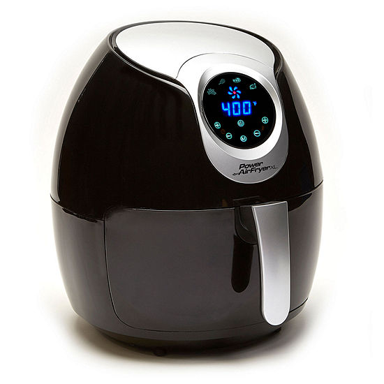 Power Air Fryer 2.4-qt. 1200W X-Large Deep Fryer