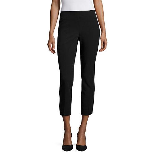 Worthington Cropped Pants-Talls