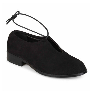 Journee Collection Womens Petal Slip-On Shoe Round Toe