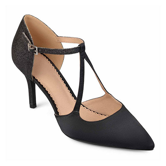 Journee Collection Womens Elodie Pumps Pointed Toe Stiletto Heel