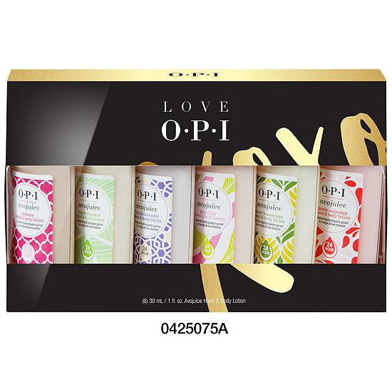 OPI Love Xoxo Avojuice 6-pc. Nail Polish