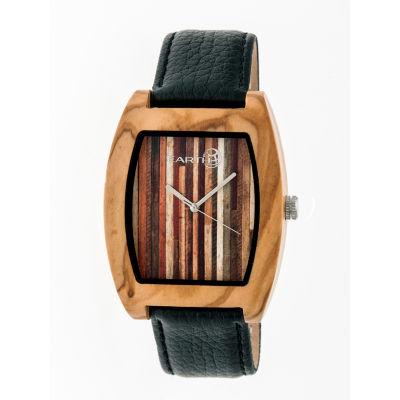 Earth Wood Cedar Unisex Brown Bracelet Watch-Ethew4601