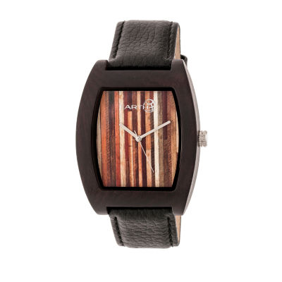 Earth Wood Cedar Unisex Brown Bracelet Watch-Ethew4602
