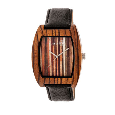 Earth Wood Cedar Unisex Green Bracelet Watch-Ethew4604