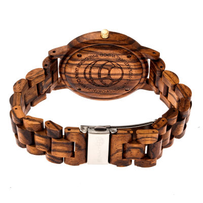 Earth Wood Pike Unisex Green Bracelet Watch-Ethew5204