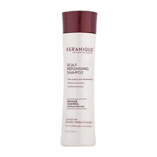 Keranique Scalp Replenishing Damage Control Shampoo - 8 oz.