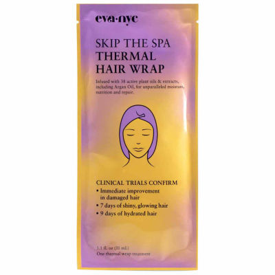 Eva NYC Skip The Spa Thermal Hair Wrap