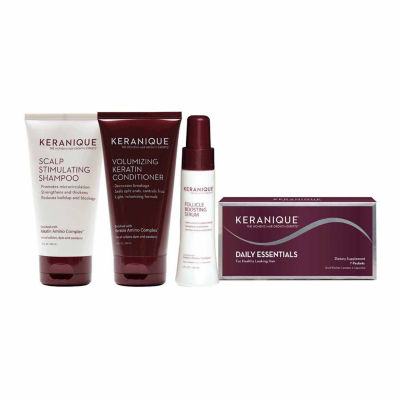 Keranique Ultimate Nourishing & Volumizing System Value Set