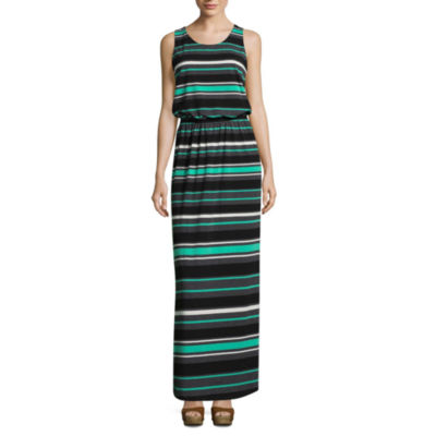 Kelly Renee Sleeveless Maxi Dress